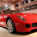 ガラスコーティング施工 フェラーリ 599