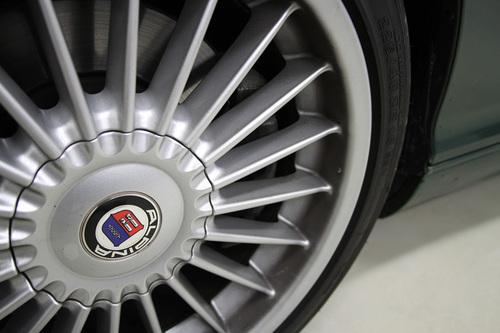 ホイールコーティング施工! BMW  E46 アルピナ B3