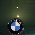 BMW アルピナ B-3  磨き、TTクリアーコート施工前のボディ。