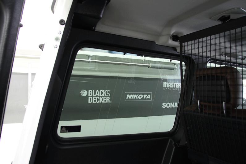 断熱カーフィルム施工 メルセデスベンツ G350 ブルーテック