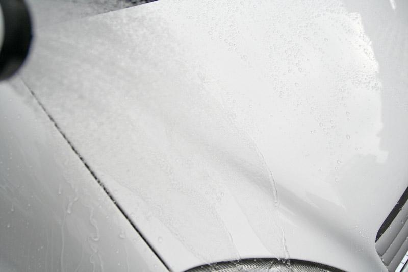メルセデスベンツ A160 メンテナンス洗車。