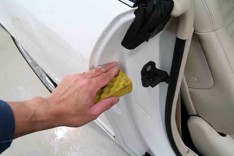 メンテナンス洗車,CLK350