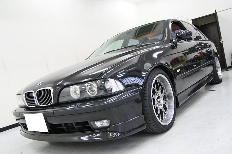 ガラスリペア,BMW,39