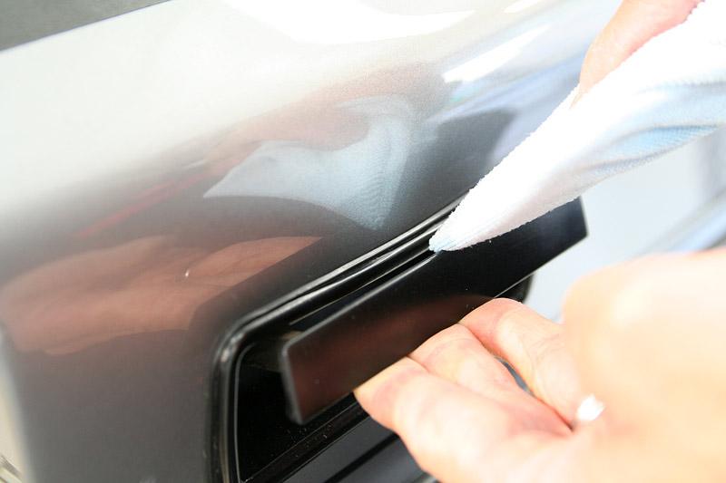 ガラスコーティング ボルボ 240GLEワゴン